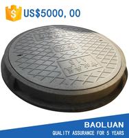 BAOLUAN Concrete well cover / polymer concrete manhole cover
