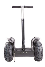 CE approved Off Road self balance Mobility scooter,2 wheel electric chariot scooter 1600w 36v