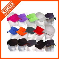 Cheap Wholesale Kids Sun Visor Hat with your Logo