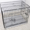 handmade metal wire mesh fencing dog kennel