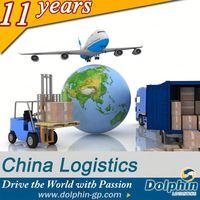 Air freight to elba