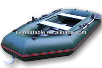 PVC Inflatable Racing fishing kayak Boat