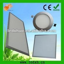 2012 popular model 620*620 tricolor led panel AC100-265V