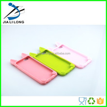 Silicone sublimation phone case for iphone 6