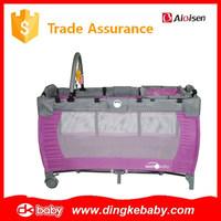 playpen baby plastic,portable baby travel crib,baby travel cot baby playpen bed DKP2015246