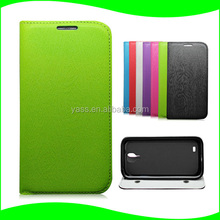 New Products Cell Phone Case Ultra slim Leather Cover For Samsung Galaxy s4 I9500 Case