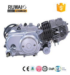 motorcycle racing engine starter mini gasoline 120cc motorcycle engine for sale cheap