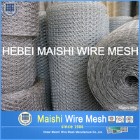 30mm Hexagonal wire netting for fish pots