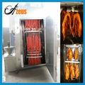 Automatique la viande de fumer four pour les poissons saucisses de poulet dinde lard