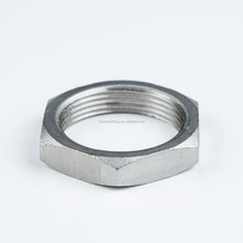 "1/8""-4"" inch hexagon nut stainless steel pipe fittings made in China"