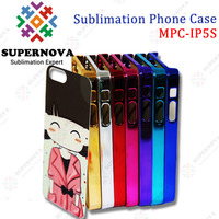 Sublimation cell phone case for iphone5s