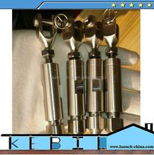 2015 nuevo diseño de acero cable clamp fastener