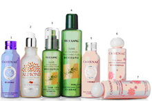 plastic round bottle series for lotion