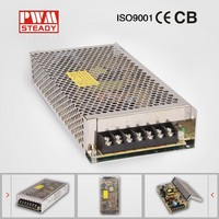 CE approved 12Vdc 120W industry power supply ac 220v to dc 12v adapter