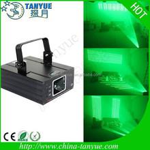 night club showing laser animation 30MW green laser light
