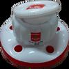Hot sale inflatable ice bucket,good quality beer bucket,red star inflatable ice bucket