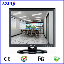 15 Inch Square D-sub LED Monitor Wholesale Price LCD Monitor