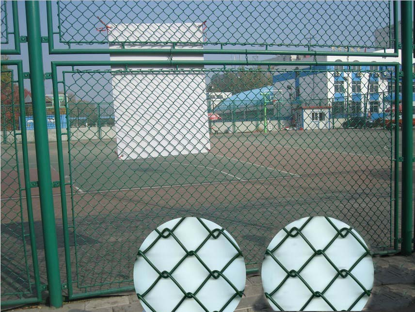 High quality gauge chain link fence slats for privacy