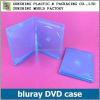 wholesale PP plastic bluray dvd case