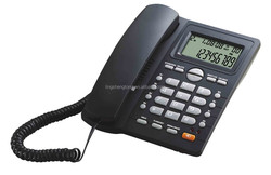 High Quality Brand Caller ID Corded Telephone Desk Phone