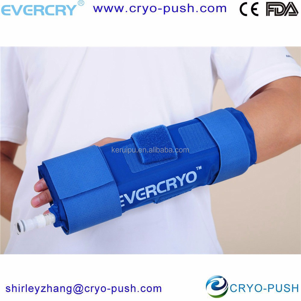 physical therapy pack machine