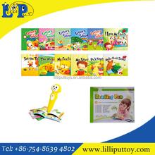 Educational English reading pen for kids, toys for kids