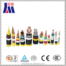 Copper Conductor XLPE Insulated Shielded PVC Sheathed Flexible Control Cable