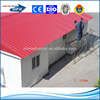 low cost modular kit home made of light steel prefabricated houses from china