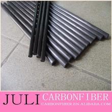 China High glossy Solid Carbon Fiber Rod/bar/stick/tube, carbon fiber Professional Manufacturer