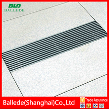 aluminum air baseboard floor registers in hvac system