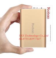 Yoobao YB6013 7800mah power bank portable power source mobile power