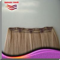Claw Clip Ponytail Human Hair Extension