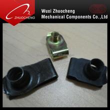 Manufacturer galvanized carbon steel u clip nut