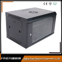 6U 9U wall mounted network cabinet Electrical Enclosure IT server rack