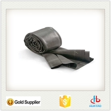 black HDPE textured geomembrane sheet