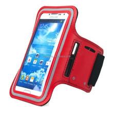 Hot Sale PVC Running Neoprene Sport Armband Mobile Phone Case for iPhone 5 5S