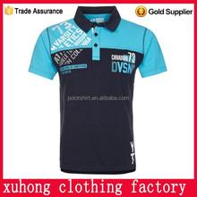 Cheap price brand printing logo polo tshirt export items from bangladesh