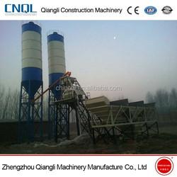 HZS50 Concrete Batching Plant Supplier Manufacturing Plant
