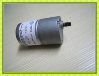 WICTA 12v dc gear motor specifications