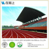 athletics running track, synthetic athletic track, plastic runway