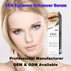 Naturally fast growth eyebrow with OEM 3ml FEG eyebrow enhancer serum , eyebrow extension kit
