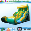 2015 giant inflatable slide for adult, super quality inflatable slide, commercial used inflatable slide