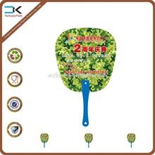 Modificado para requisitos particulares impresión ilustraciones pp de plástico del ventilador