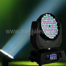Professional lighting rgbw wash 3w*108pcs dj equipment