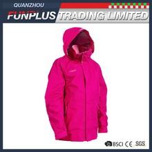 Kids nylon outdoor jacket waterproof manufacturer