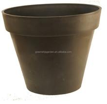Outdoor decorative large flower pots