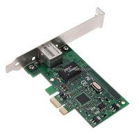 New 1 Port 2.5Gb/s Gigabit Ethernet RJ-45 RJ45 Network LAN Card PCI-E Express 10/100/1000M Desktop Controller Adapter Connector