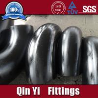 A234 CS 1.5d ASME 90 degree butt-welding elbow