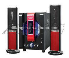 SEA PIANO MODEL 1002 2.1 speaker-USBFM-2002/2.1 bluetooth speaker