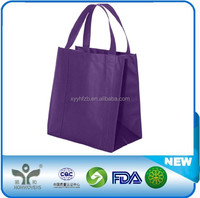 Eco Friendly Recyclable PP Nonwoven Shopping Bag